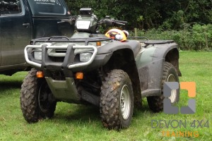 Lantra-Awards Quad Bike Training Courses Devon